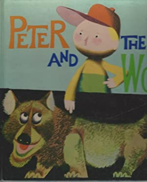 Peter and the Wolf: Prokofiev, Sergei; illustrated by Jiri Trnka