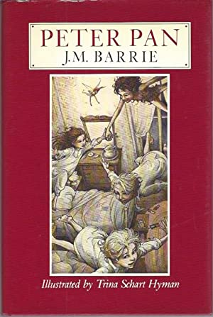 Peter Pan: Barrie, J.M.; illustrated by Trina Schart Hyman