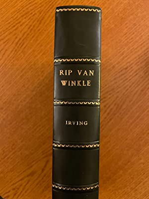 Rip Van Winkle: Rackham, Arthur, illustrator; Washington Irving