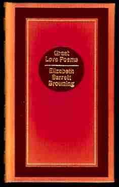Great Love Poems: Four-volume set: Browning, Elizabeth Barrett John Dunne, William Shakespeare, the...