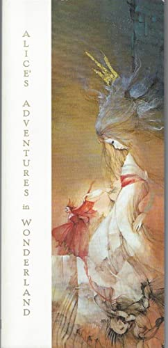 Alice's Adventures in Wonderland (including Through the: Carroll, Lewis; illustrated