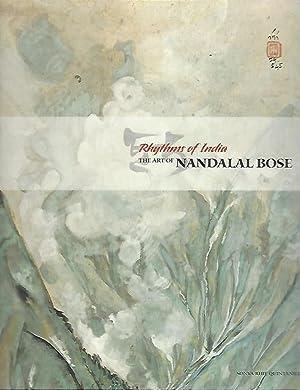 Rhythms of India: The Art of Nandalal: Quintanilla, Sonya Rhie