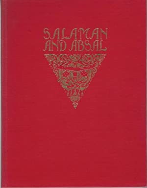 Salaman and Absal: An Allegory Translated from: Jami; Edward Fitzgerald,