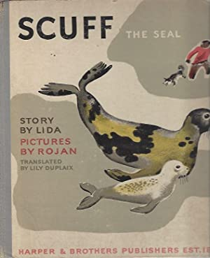 Scuff the Seal: Lida; illustrated by