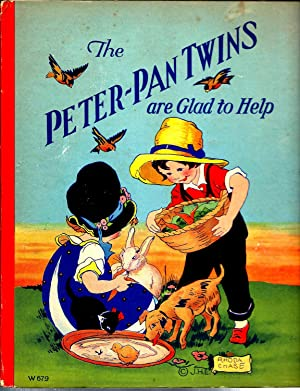 The Peter-Pan Twins Are Glad to Help: Lyman, Betty Kessler;