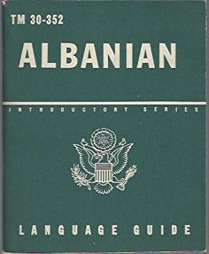 Albanian Language Guide TM 30-352
