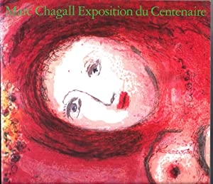 Marc Chagall Exposition Du Centenaire: Chagall, Marc, and