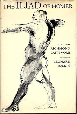 The Iliad of Homer: Lattimore, Richmond; Leonard