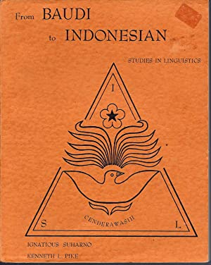From Baudi to Indonesian: Studies in Linguistics