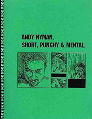 Andy Nyman, Short, Punchy & Mental: Lecture Notes: Nyman, Andy