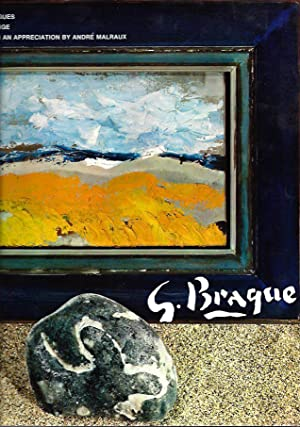 G. Braque: Descargues, Pierre; Francis Ponge, and Andre Malraux
