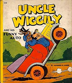 Set of Six Uncle Wiggily books: Uncle Wiggily and the Pirates; Uncle Wiggily and His Flying Rug; ...