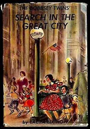 The Bobbsey Twins' Search in the Great City: Hope, Laura Lee
