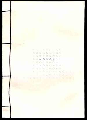 Noon 01: Journal of the Short Poem: Rowland, Philip