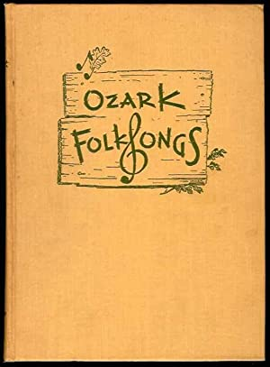 Ozark Folksongs (Four volumes): Randolph, Vance (collected and edited by)