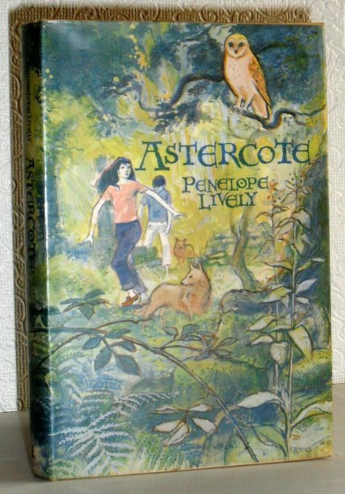 Astercote By Penelope Lively William Heinemann Ltd London