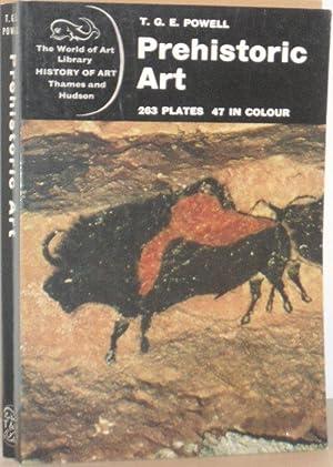 Prehistoric Art (The World of Art Library: T G E