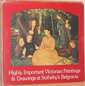 Highly Important Victorian Paintings and Drawings; Auction: Sotheby's