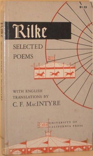 Selected Poems: Rainer Maria Rilke