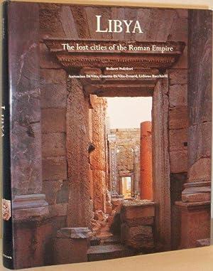 Libya - The Lost Cities of the: Antonino Di Vita,