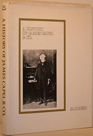 A History of James Capel & Co: M C Reed