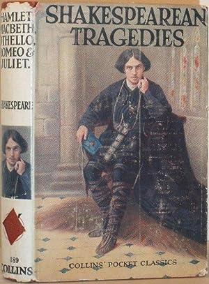 Shakespearean Tragedies Illustrated By Photographs: William Shakespeare