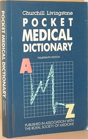 Churchill Livingstone Pocket Medical Dictionary