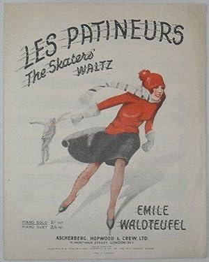 Les Patineurs (The Skaters' Waltz) - Piano: Emile Waldteufel