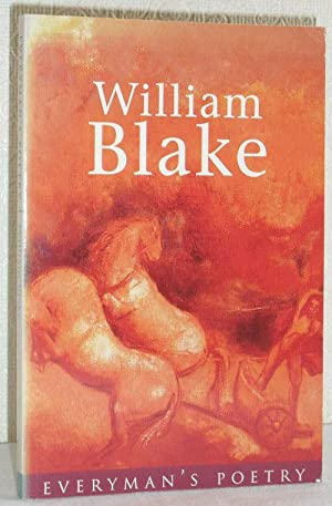 William Blake, Selected Poems (Everyman's Poetry)