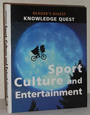 Reader's Digest Knowledge Quest - Sport, Culture and Entertainment: Antony Mason