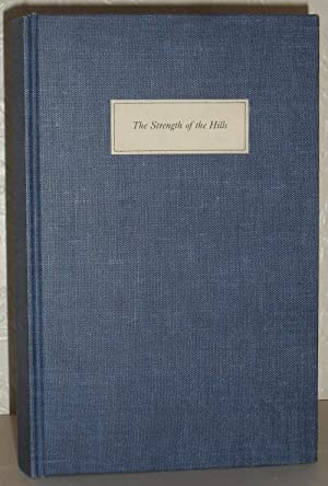 The Strength of the Hills - an Autobiography: George Ewart Evans