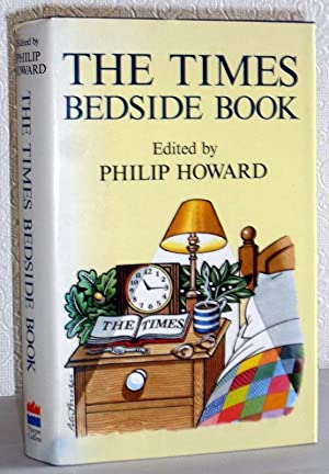 The Times Bedside Book - SIGNED COPY