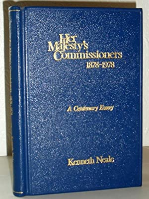 Her Majesty's Commissioners 1878-1978 - A Centenary Essay