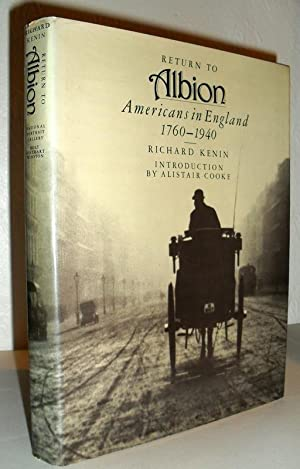 Return to Albion - Americans in England: Richard Kenin