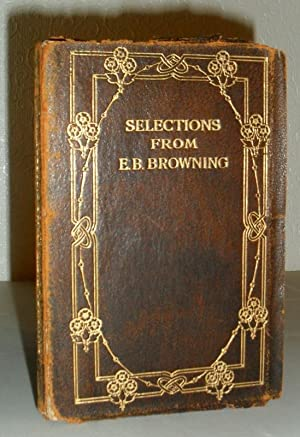 Selections from E B Browning