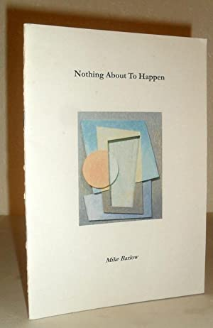 Nothing About to Happen - SIGNED COPY