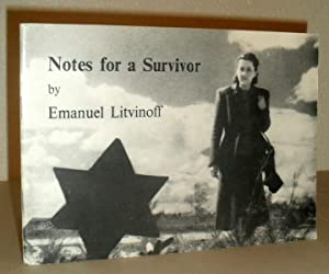 Notes for a Survivor - SIGNED LIMITED EDITION