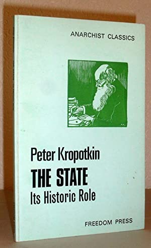The State - Its Historic Role