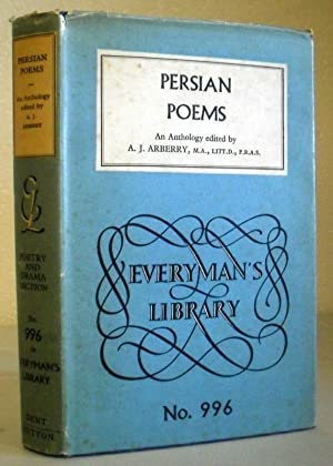 Persian Poems - an Anthology of Verse Translations