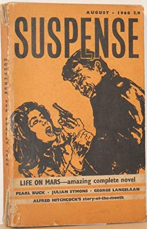 Suspense August 1960 Vol 3 No 8