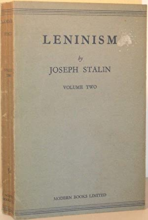 Leninism - Volume Two
