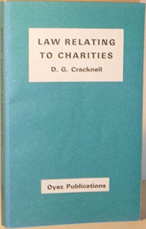 Law Relating to Charities