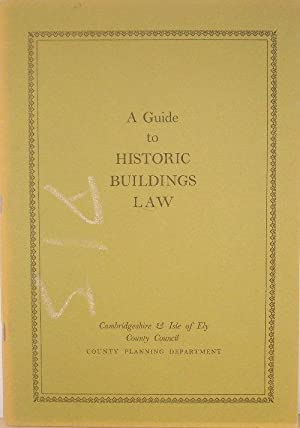 A Guide to Historic Buildings Law