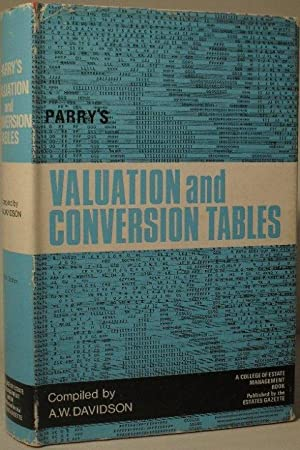 Parry's Valuation Tables and Conversion Tables