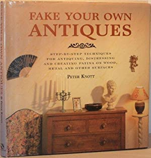 Fake Your Own Antiques