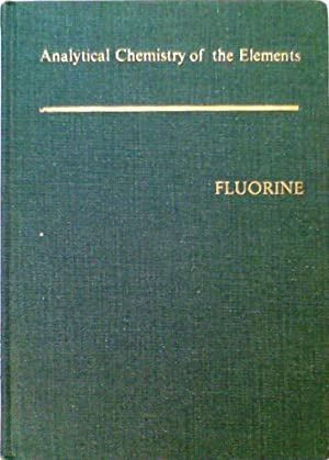 Analytical Chemistry of Flourine: N. S. Nikovaev
