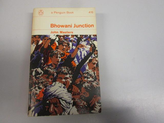 Bhowani Junction Book