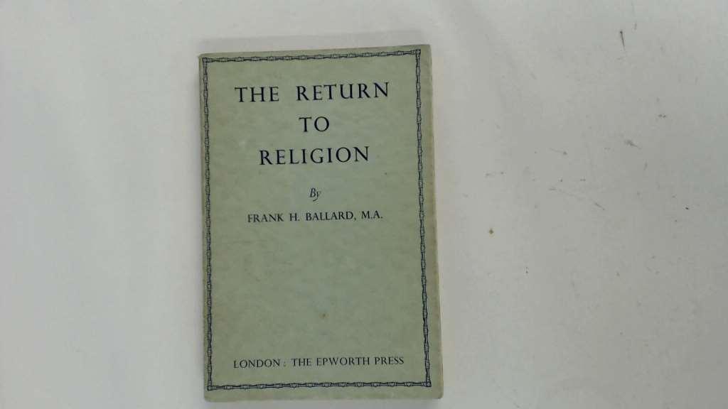 The Return to Religion Frank Hewett Ballard Fair Photograph available on request.