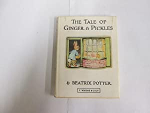 The Tale of Ginger & Pickles (BP: Potter, Beatrix