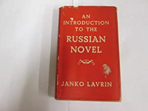 An introduction to the Russian novel: Lavrin, Janko